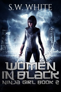 Ninja Girl 2: Women in Black